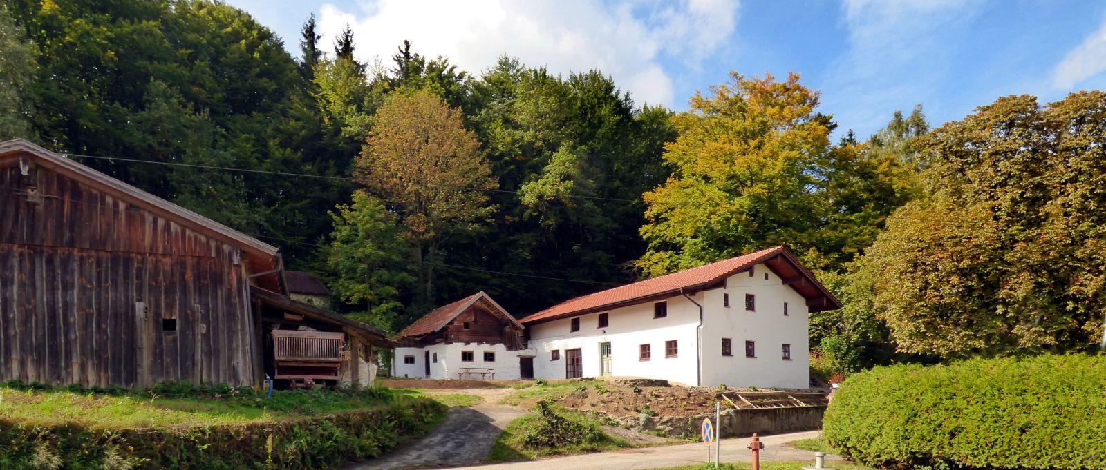 Gruppenhaus Oberpriller
