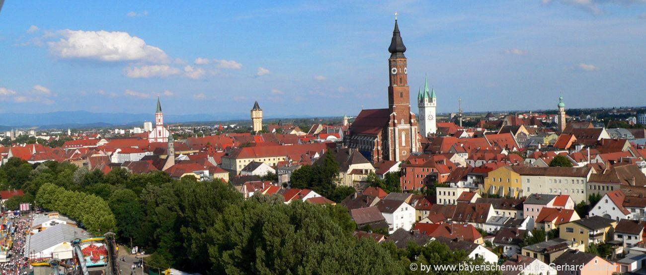 straubing-ausflugsziele-niederbayern-sehenswuerdigkeiten-stadt-skyline